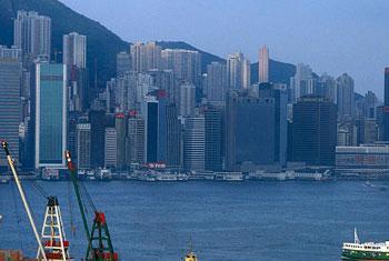 Vista de una ciudad. Foto: Banco Mundial/Curt Carnemark