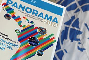 Panorama de la Seguridad Alimentaria y Nutricional en América Latina y el Caribe 2014. Foto FAO