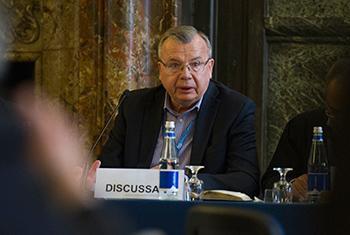 Yuri Fedotov, Director Ejecutivo de la Oficina de Naciones Unidas contra la Droga y el Delito (UNODC) . Foto ONU: Eskinder Debebe.