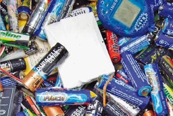 Alerta PNUMA sobre el aumento de la basura electrónica en todo el mundo. Foto: ONU.
