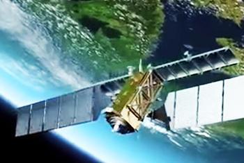Las imagenes proveídas por satélites proveen información de utilidad para tomar decisiones estratégicas. Foto: captura de pantalla, video de UNGGIM.