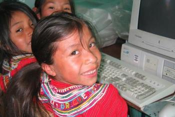 La UIT ha descubierto con preocupación que la expansión de Internet en países en desarrollo se ha desacelerado. Foto: UIT