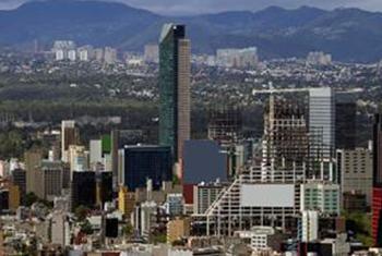 El cambio climático ya está teniendo efectos evidentes en México. Foto: UNISDR.