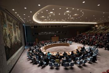 El Consejo de Seguridad en Reunión sobre sus métodos de trabajo. Foto ONU: Kim Haughton.