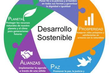 Elementos de los Objetivos de Desarrollo Sostenible