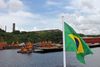 Actividad económica en Brasil. Foto: Banco Mundial.