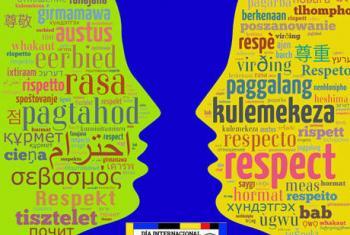 El fomento del plurilingüismo forma parte de los Objetivos de Desarrollo Sostenible de Naciones Unidas. Foto: UNESCO