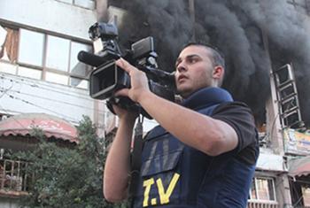 Según cálculos de la UNESCO, en los últimos 10 años han sido asesinados más de 700 periodistas. Foto: UNESCO