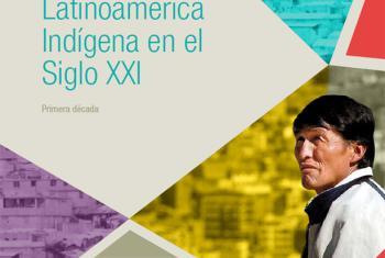 Portada del Informe del Banco Mundialsobre los indígenas latinomaericanos. Imagen: Banco Mundial.