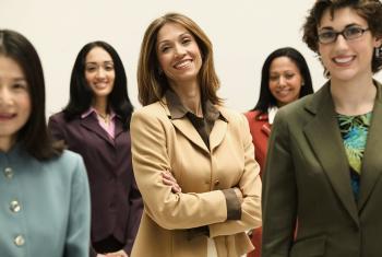 Mujeres empresarias. Foto del Centro de Comercio Internacional
