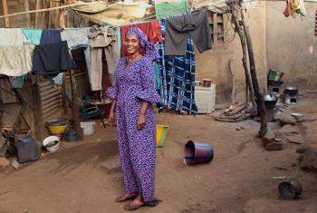 Las mujeres representan el 80 por ciento de todos los trabajadores domésticos que hay en el mundo. Foto: ONU Mujeres/Coumba Bah