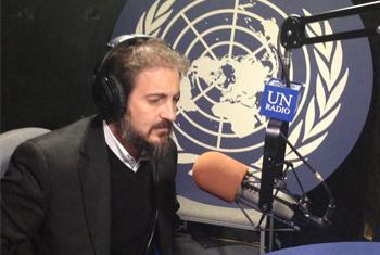 José María Aranaz. Foto ONU/C.Silveiro