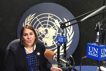 Representante Permanente Adjunta de Cuba ante la ONU, Ana Silvia Rodíguez Abascal. Foto: Radio ONU
