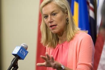 La coordinadora de la ONU para el Líbano, Sigrid Kaag Foto archivo ONU / Devra Berkowitz.