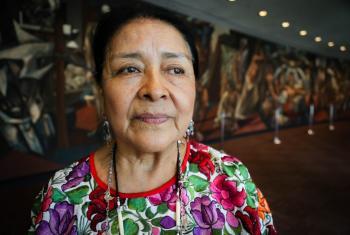 Otilia Lux de Coti es una activista maya k'iché de Guatemala. Fue una de las investigadoras de la Comisión para el Esclarecimiento Histórico de las violaciones de derechos humanos y los actos de violencia durante el conflicto armado interno de Guatemala.