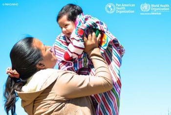 Se estima que en la actualidad 400 millones de personas padecen las hepatitis del tipo B o C. Imagen perteneciente a la estrategia para eliminar la transmisión materno infantil de la hepatitis B en Perú. Foto: OPS