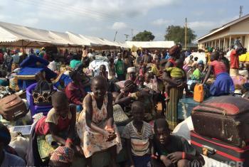 Sudán del Sur. Foto: ACNUR