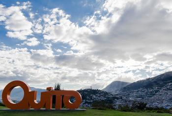 En Quito, el 84% de las mujeres dice que el transporte público nos les ofrece seguridad. La municipalidad se sumó a un programa de ONU Mujeres para solucionar ese problema. Foto: Radio ONU/Rocío Franco