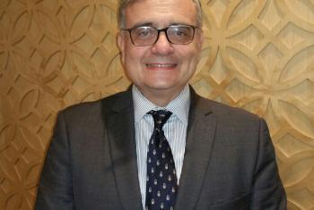 Jorge Chediek, el Enviado especial del Secretario General para la Cooperación Sur-Sur. Foto Radio ONU/Ben Malor.