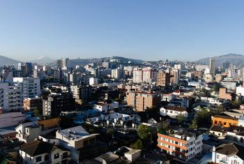 Imagen de la ciudad de Quito, capital de Ecuador. Foto: Radio ONU/Rocío Franco