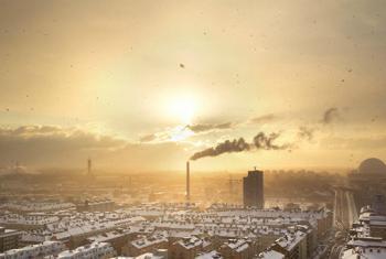 Según el PNUMA las naciones han de aumentar de manera urgente los objetivos para disminuir un 25% adicional las emisiones de gases de efecto invernadero previstas para 2030. Foto: Twitter PNUMA.
