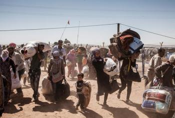 ACNUR publicó una nueva serie de recomendaciones para que se considere como refugiados a todas las personas que huyan de sus países por guerras.Foto: ACNUR/Ivor Prickett