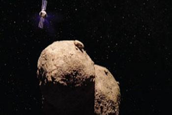 Naciones Unidas decidió proclamar el 30 de junio como el Día Internacional de los Asteroides. Foto: UNOOSA