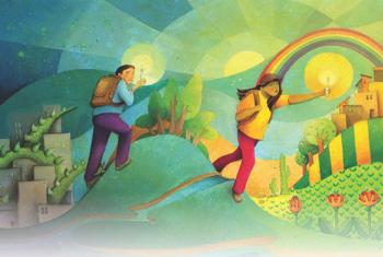Migrantes LGBTI Ilustación cortesía de OIM México/CINU México