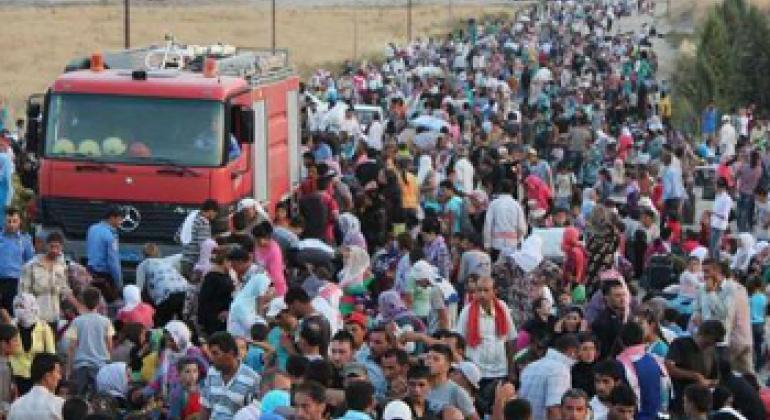 Photo : © UNHCR/G.Gubaeva