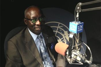 Adama Dieng, Conseiller spécial du Secrétaire général pour la prévention du génocide. (UN