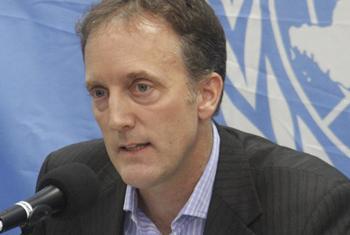 Chef de la section Afrique de l'Ouest et Centrale, au Bureau du Haut Commissariat de l'ONU aux droits de l'homme,