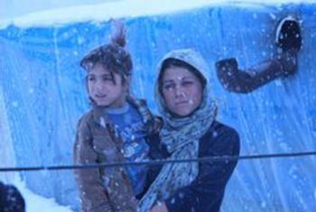 Réfugiées syriennes en Turquie.