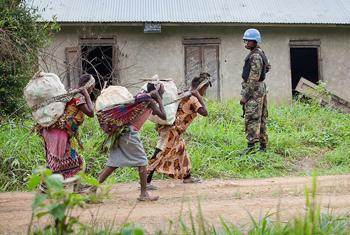 Les forces de maintien de la paix dans la région de Beni, en RDC © MONUSCO/Sylvain Liechti