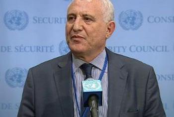 Said Djinnit, Envoyé spécial du Secrétaire général de l'ONU pour la région des Grands Lacs. Photo/UNWebTV
