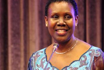 Diana Owfwana, Directrice générale d'ONU-Femmes pour l'Afrique de l'Ouest;
