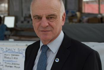 David Nabarro, ancien Envoyé spécial pour la lutte contre Ebola.