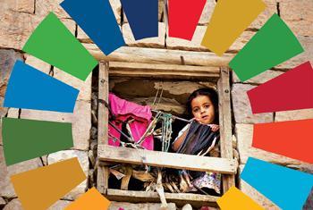 Source : le premier rapport d'étape sur la mise en ouvre des Objectifs de développement durable (ODD).