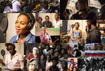 Couverture du CD-Vwa-Ayiti-pou-lape- MINUSTAH