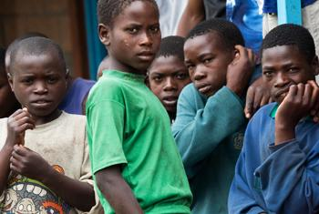 Centre pour ancien enfants soldats et enfants de la rue Don Bosco à Goma, North Kivu, RDC. (Photo : ONU/MONUSCO/Marie Frechon)