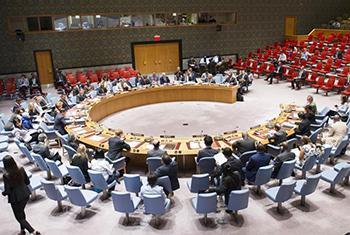 Le Conseil de sécurité. (Photo archives ONU/Rick Bajornas)