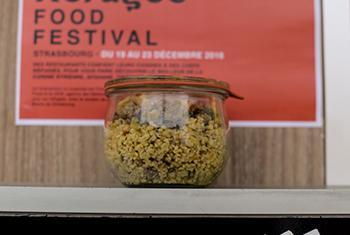 """Le """"Refugee Food Festival"""" à Strasbourg en 2016. © HCR / B. Loyseau"""