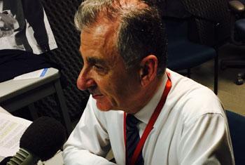 Jean-Paul Laborde, Sous-Secrétaire général des Nations Unies et Directeur exécutif de la Direction exécutive du Comité contre le terrorisme (Photo : ONU/Mattias Sundholm).