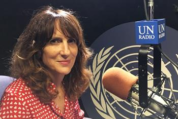 Ersilia Vaudo Scarpetta, cheffe de la diversité au sein de l'Agence européenne pour l'espace. (