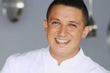 Adel Dakar, jeune chef cuisiner et ambassadeur pour le PAM
