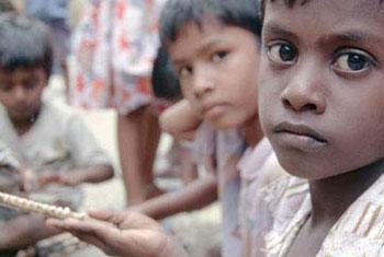 Des enfants au travail. L'élimination du travail des enfants d'ici 2025 est l'un des engagements pris dans le cadre des Objectifs de développement durable. (archive)