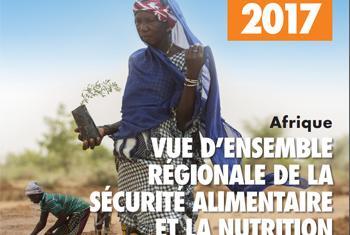 Le rapport de la FAO Vue d'ensemble régionale de la sécurité alimentaire et la nutrition en Afrique en 2017. (Image : FAO)