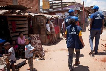 Il est important de rester vigilant et continuer la riposte face à l'épidémie de peste selon l'OMS. (
