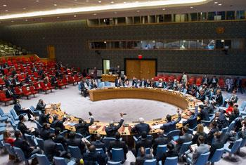 Le Conseil de sécurité adopte une résolution (photo archives). Photo ONU/Amanda Voisard