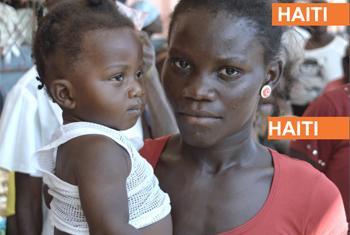 Plan de réponse humanitaire 2018 pour Haïti. (Saisie d'écran: ONU/OCHA)