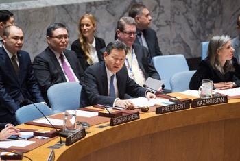 Le Conseil de sécurité a adopté une déclaration présidentielle sur la force de la MINUAD. (